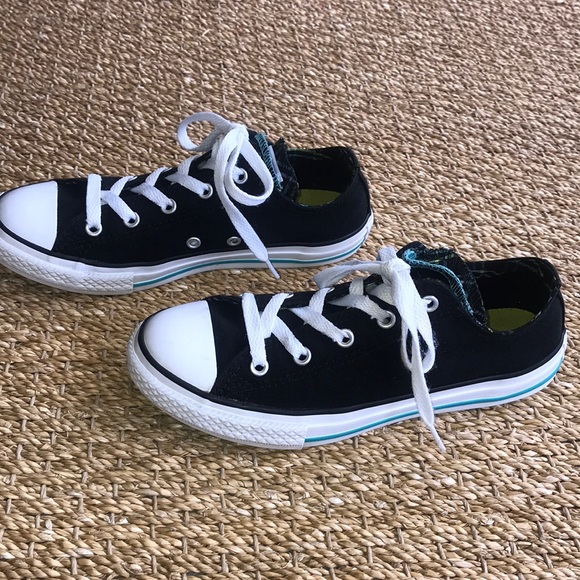 32ef7c2806cd Converse Other - Converse All Star double tongue junior unisex 3